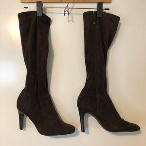 Isaac Mizrahi stiletto boot